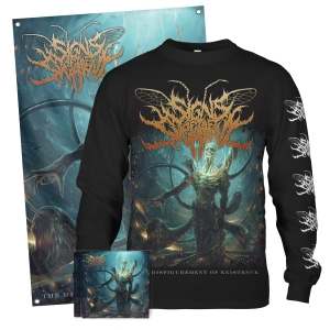 Pre-Order: The Disfigurement of Existence CD + Longsleeve Bundle