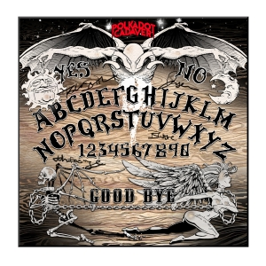 SIGNED Folding Ouija Board