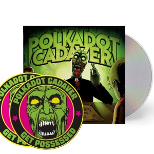 CD/Patch/Sticker Bundle