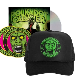 CD/Patch/Sticker/Hat Bundle