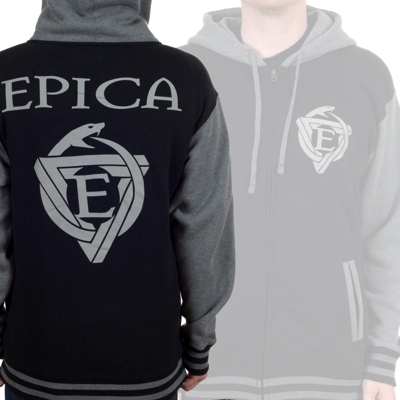 Varsity Zip Fleece Jacket