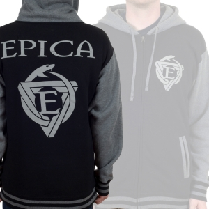 Varsity Zip Fleece Jacket