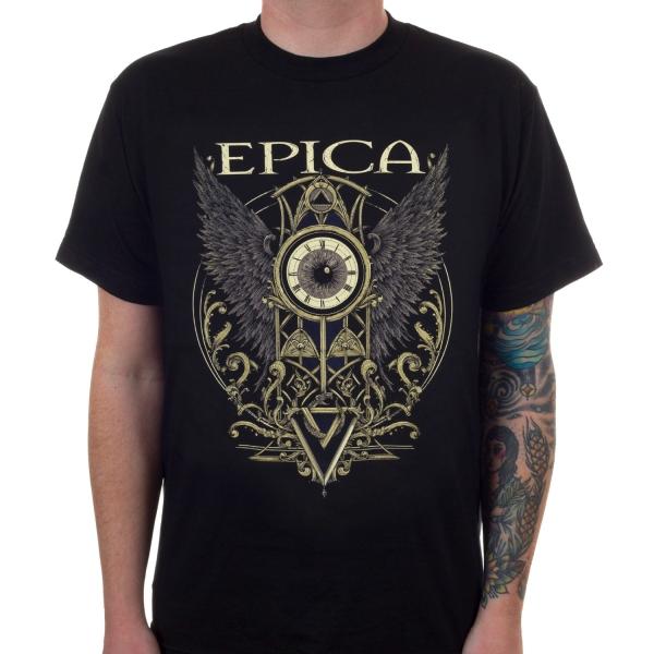 Epica Quot Solace System Tour Quot T Shirt Indiemerchstore