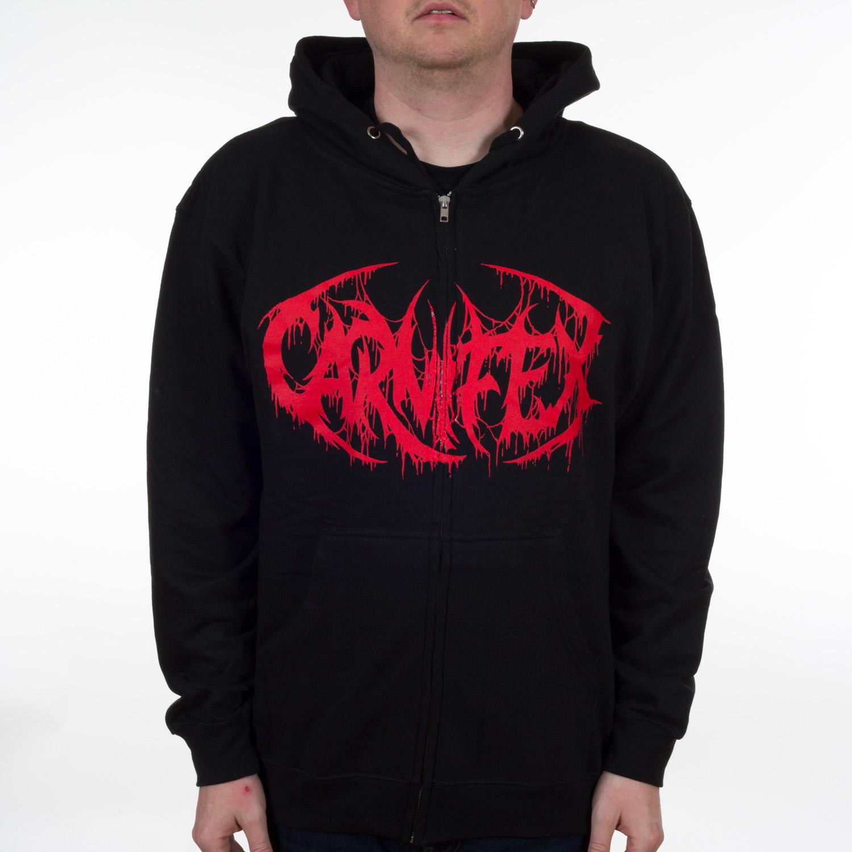Metal hoodies