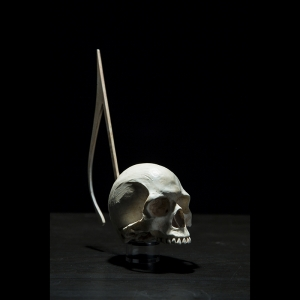 Suicide Note Sculpture