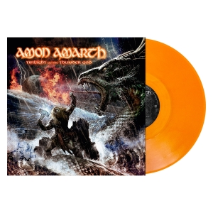Pre-Order: Twilight of the Thunder God - Orange LP