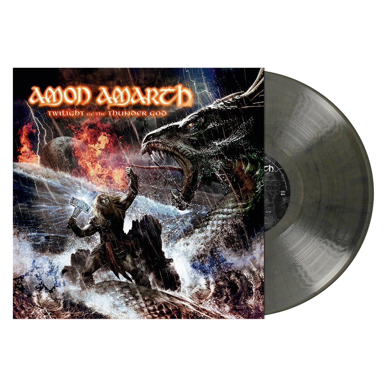 Twilight of the Thunder God - Grey/Brown LP
