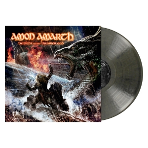 Pre-Order: Twilight of the Thunder God - Grey/Brown LP