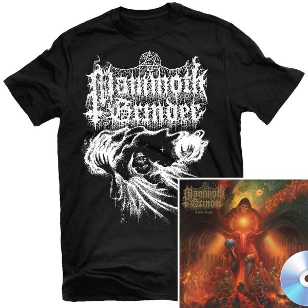 Cosmic Crypt T Shirt + CD Bundle