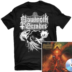 Cosmic Crypt T Shirt + CD Bundle