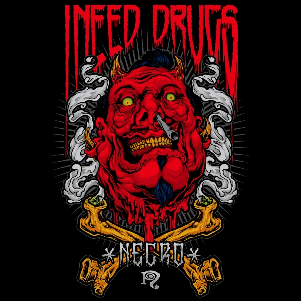 I Need Drugs Red Devil