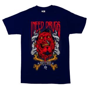 I Need Drugs Red Devil