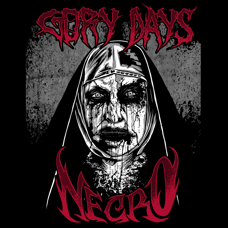 Gory Days Evil Nun