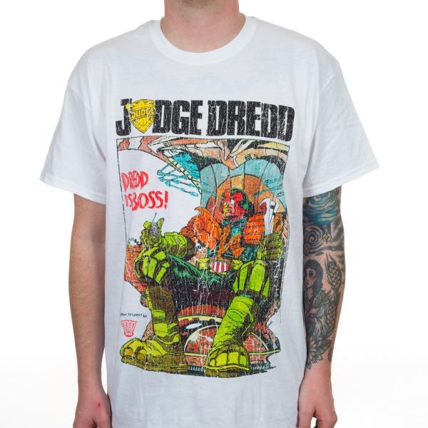Dredd Is Boss