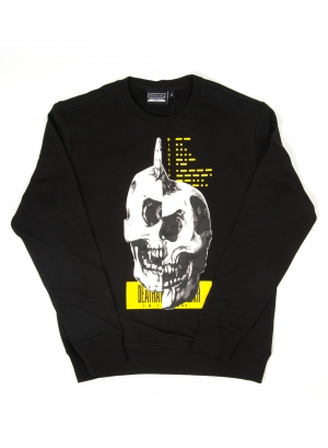 Simon Mainframe Crewneck