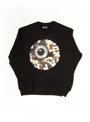 Empty Clip Keep Watch Crewneck