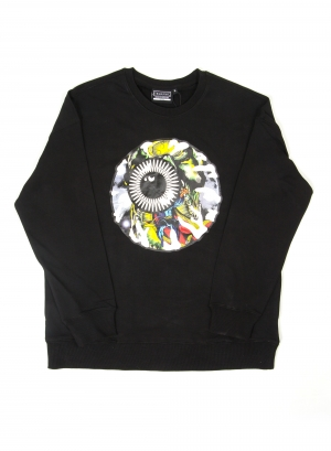 Galactic Keep Watch Crewneck