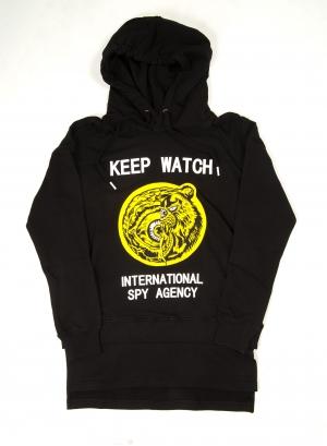 International Spies Long Pullover Hoody