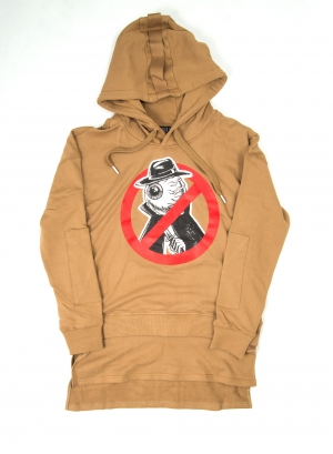 Neighborhood Keep Watch II Long Pullover Hoody