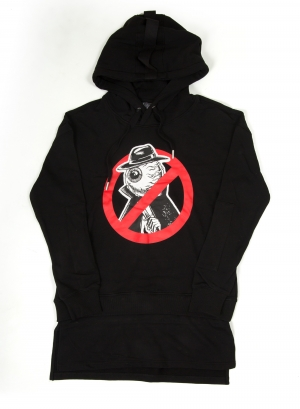 Neighborhood Keep Watch II Trench Pullover Hoody