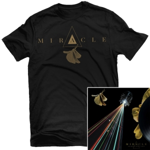 The Strife Of Love In A Dream T Shirt + LP Bundle