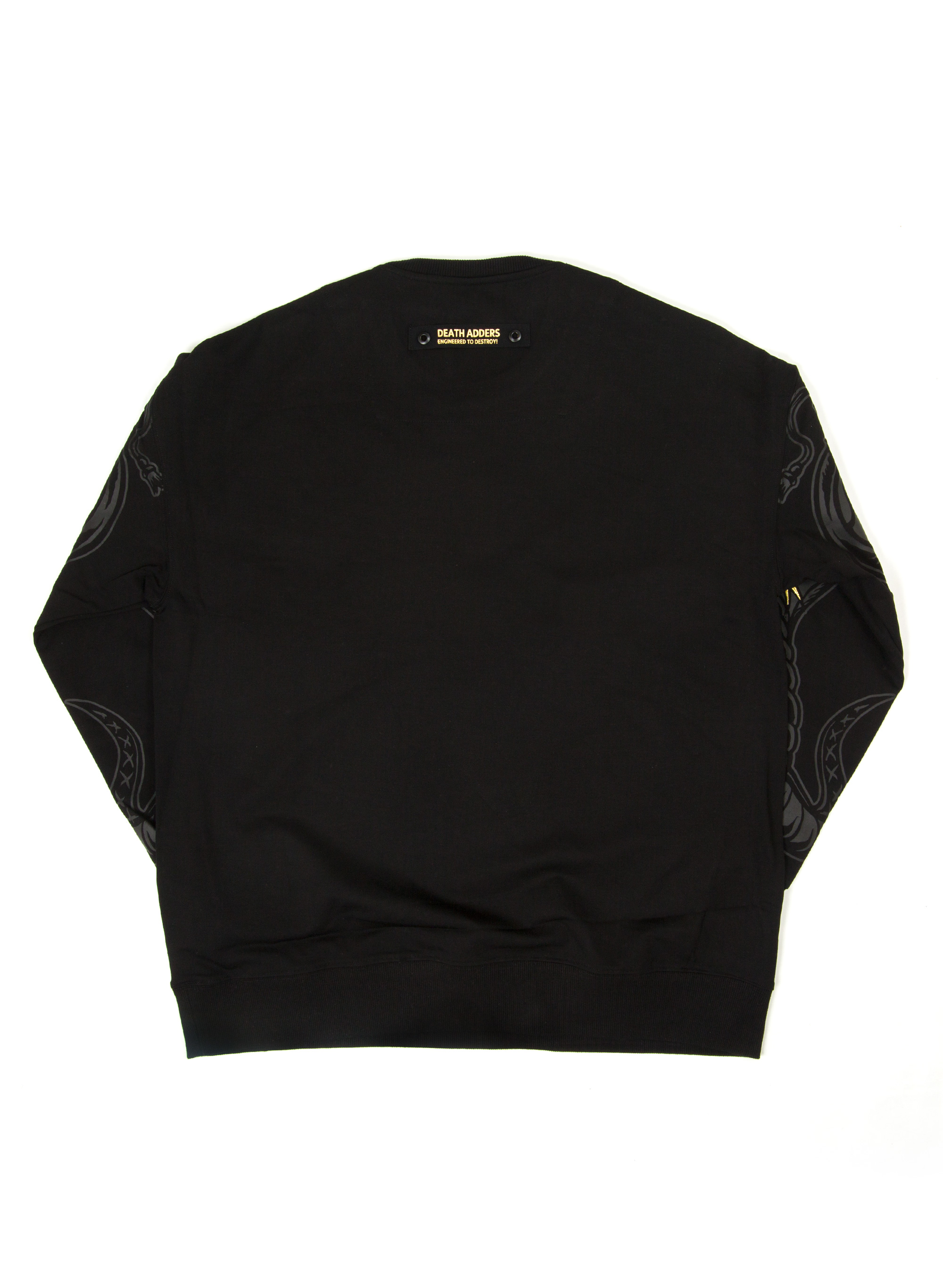 Death Cobra Crewneck