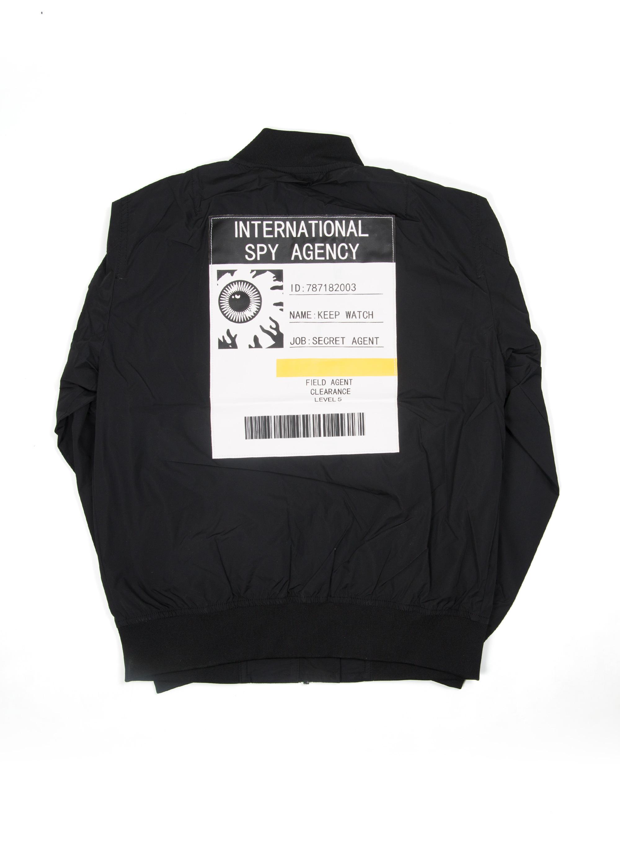 International Spies Jacket