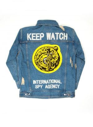 International Spies Denim Jacket