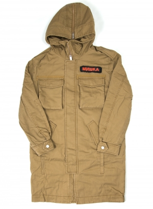 Mishka TV Long Coat