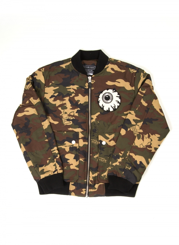 Lamour On Sight Camo Down Jacket