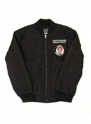 Allover Keep Watch Jacket