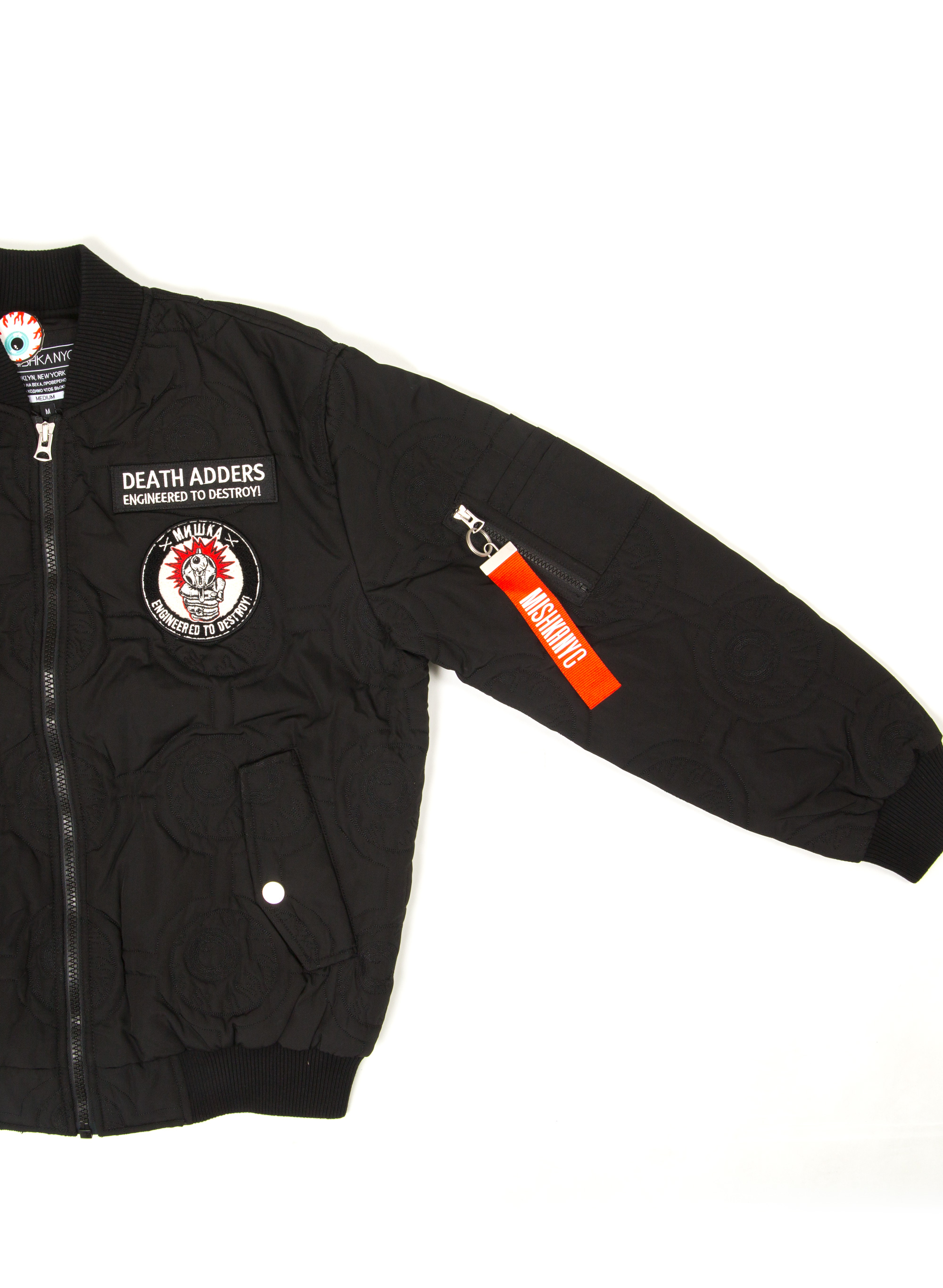 Allover Keep Watch Jacket