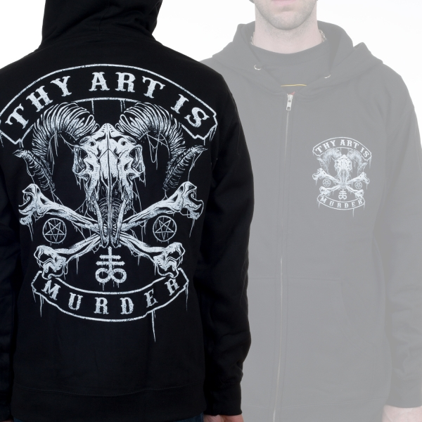 Baphomet hoodie