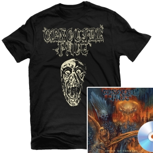 Order of Torment T Shirt + CD Bundle