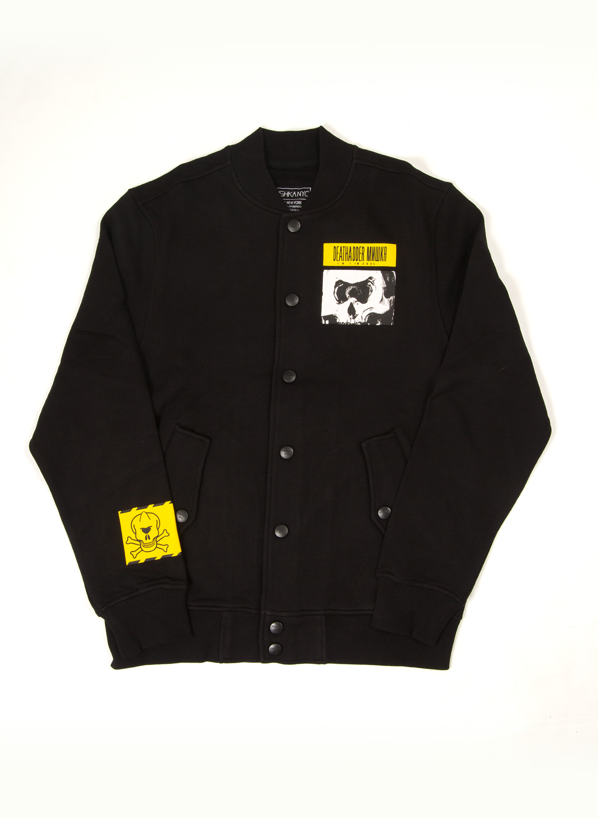 Cyco Simon Box Logo Jacket