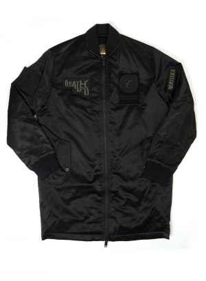 Marksman Long Nylon Jacket