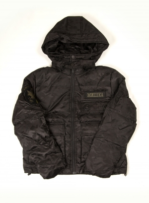 Lamour On Sight Hooded Down Jacket