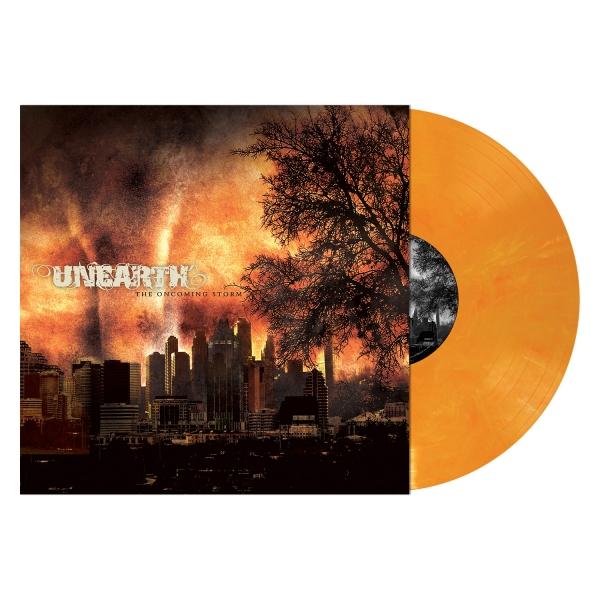The Oncoming Storm (Pumpkin Marble Vinyl)