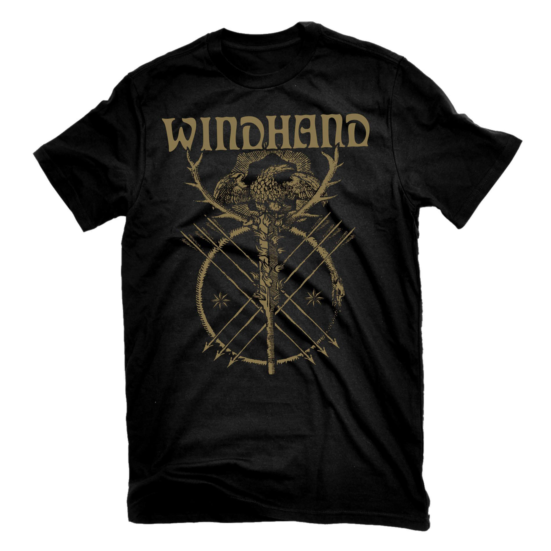 Windhand - Occult T Shirt + Split CD