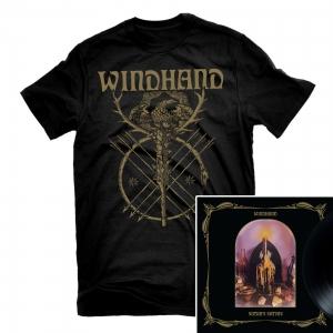 Windhand - Occult T Shirt + Split LP Bundle
