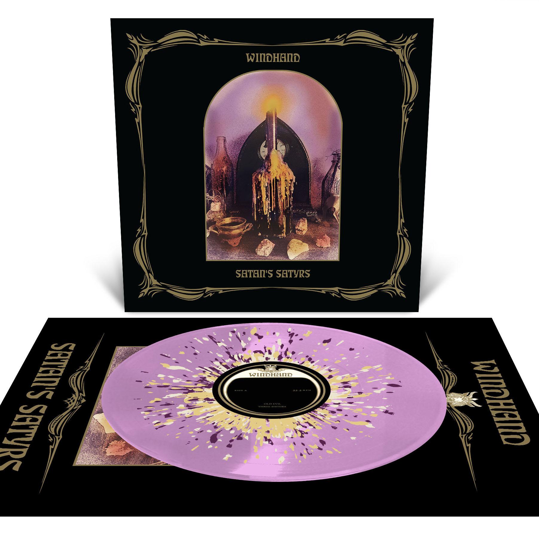 Windhand - Occult T Shirt + Split LP Bundle
