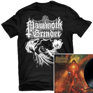 Cosmic Crypt T Shirt + LP Bundle