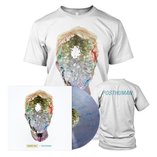 Posthuman - LP Bundle - Marble