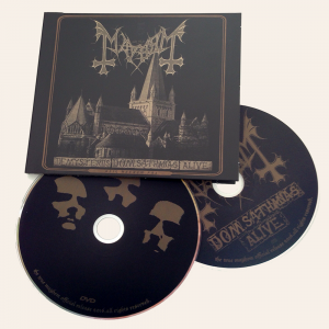 De Mysteriis Dom Sathanas Alive (NTSC)