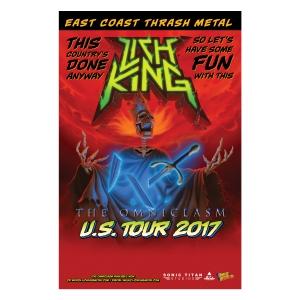 Omniclasm 2017 Tour
