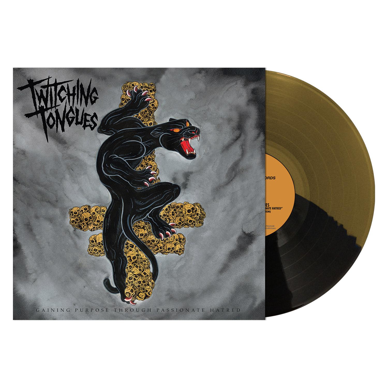 Gaining Purpose Through Passionate Hatred - LP Bundle - Split
