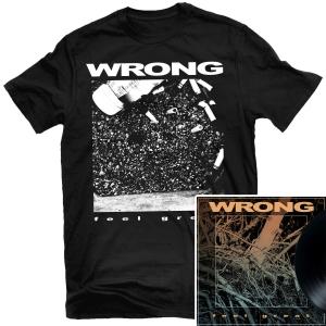 Feel Great T Shirt + LP Bundle