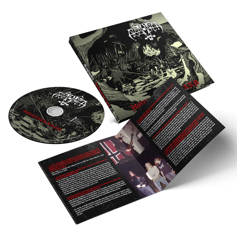 Hordanes Land CD + Longsleeve Bundle