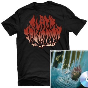 Uncertainty is Bliss T Shirt + CD Bundle