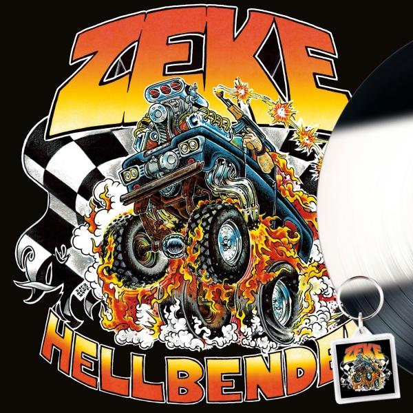 Hellbender LP + Keychain Deluxe Package